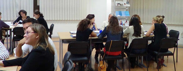 Open day ISEP Madrid 2014