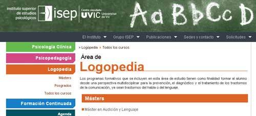 ISEP Logopedia