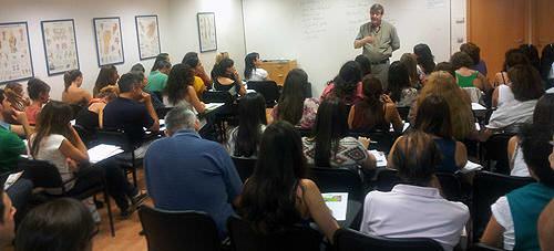 sesiones clínicas de ISEP Zaragoza