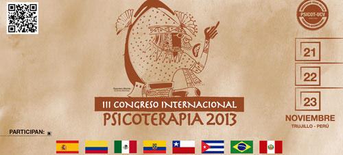 Congreso Psicoterapia PSICOT 2013