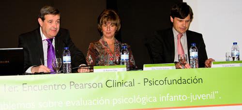 I Premio Pearson Clinical Psicofundacion