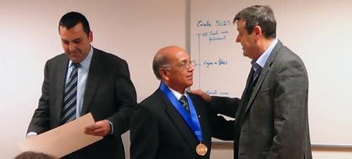 Medalla de Honor de ISEP