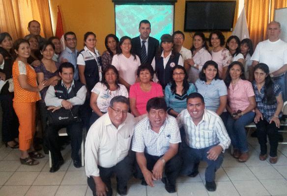 Conferencia de ISEP sobre Creatividad y Felicidad en Perú