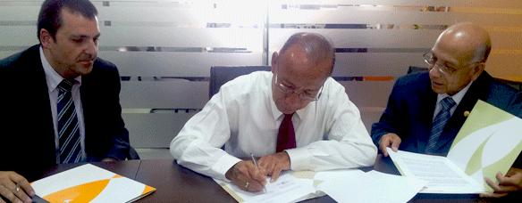 Convenio de ISEP con la Universidad Autónoma de Perú