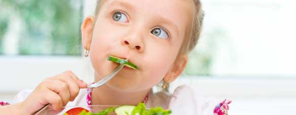 Los niños que comen bien tienen más posibilidades de ser buenos estudiantes
