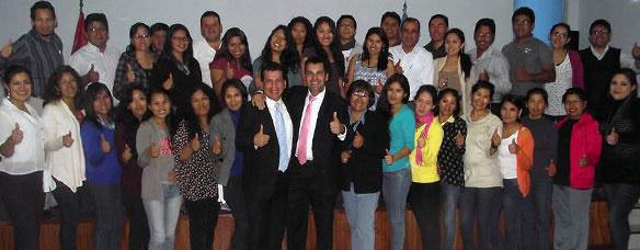 Diplomatura Internacional en Gestión del Talento Humano, Coaching Ejecutivo y Desarrollo Organizacional del Colegio de Psicólogos de Arequipa