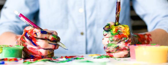 máster en terapias artísticas y creativas