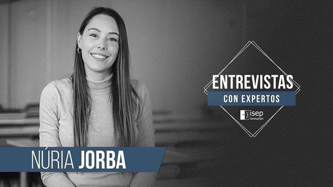 Entrevistas con expertos: Núria Jorba