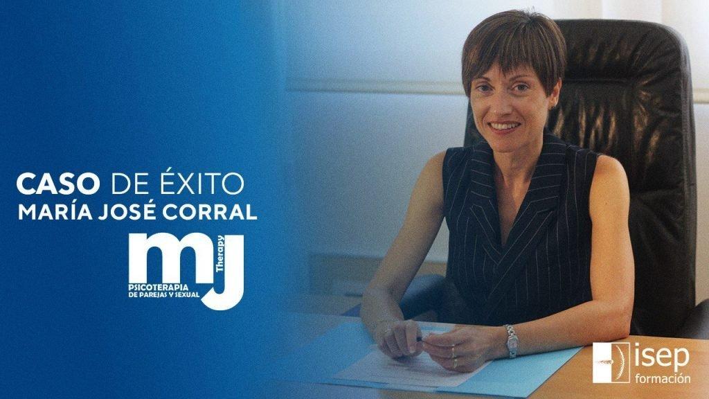 María José Corral, alumni de ISEP, abre su gabinete de terapia sexual y de pareja