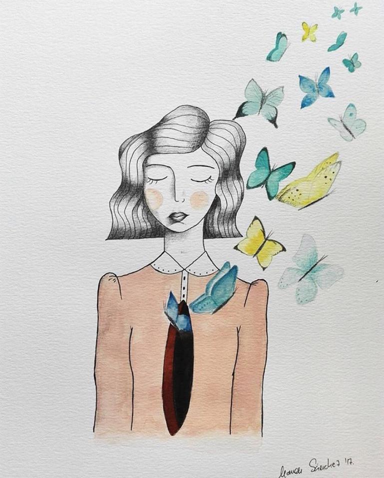 Ilustración Mamen Sánchez