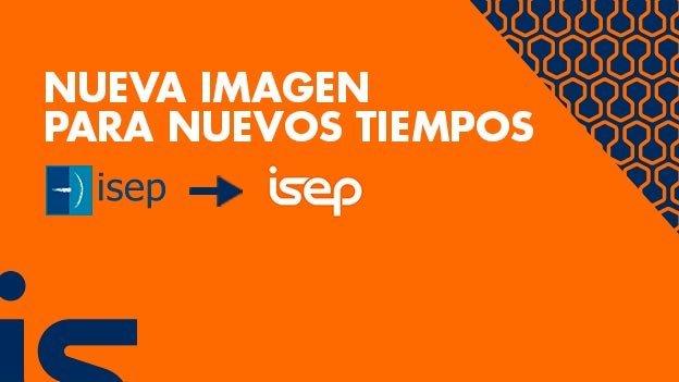ISEP estrena nueva imagen para nuevos tiempos